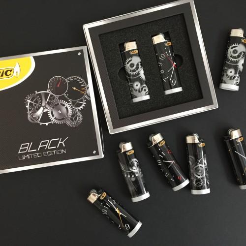 Série limité de décors et packaging pour BIC.