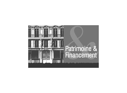 logo Patrimoine & Financement - Références 2017