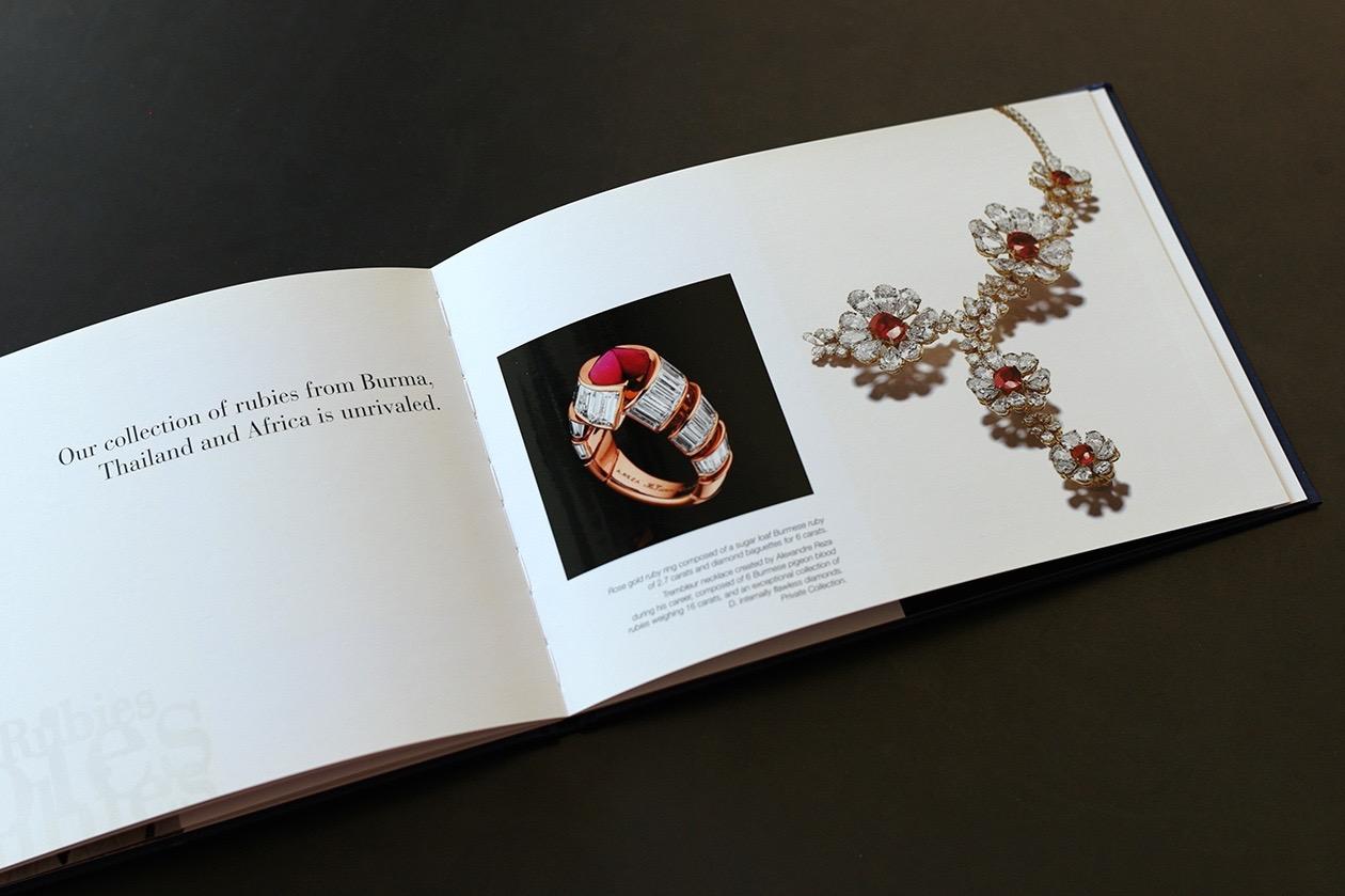 Création et fabrication de l'édition Over 60 years of Passion pour Alexandre Reza.